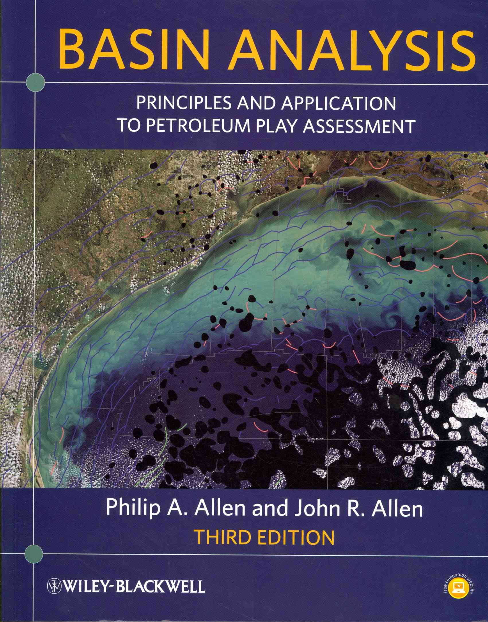Basin Analysis By Allen, Philip A./ Allen, John R.
