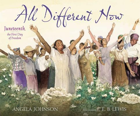 All Different Now By Johnson, Angela/ Lewis, E.b. (ILT)